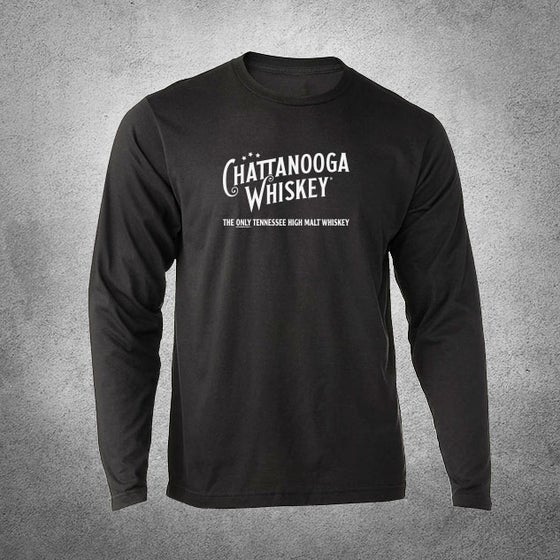 Image of Chattanooga Whiskey Long Sleeve T-shirt
