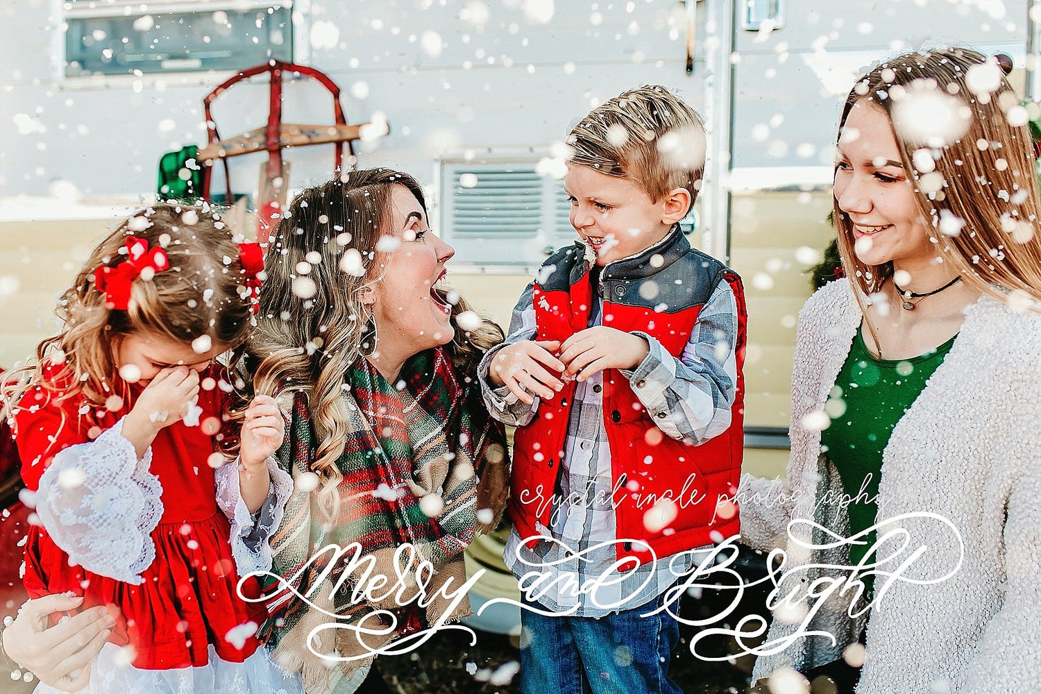 Image of Merry & Bright Mini Session | October 17, 2020