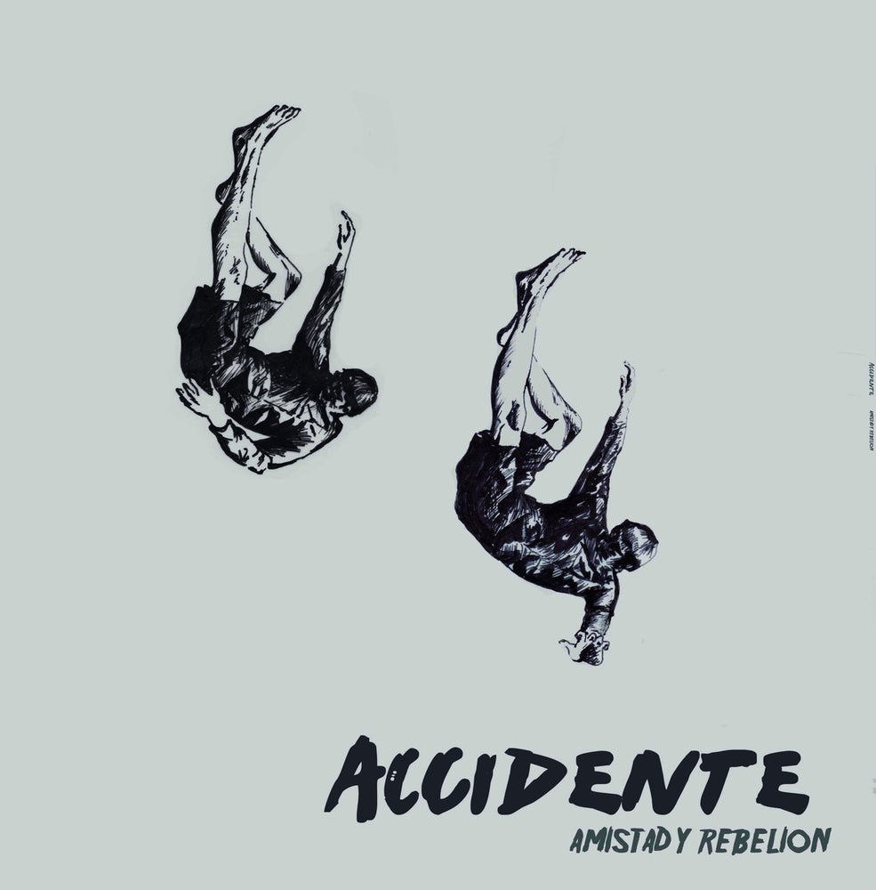 "Image of LADV23 - ACCIDENTE ""amistad y rebelión"" LP repress"