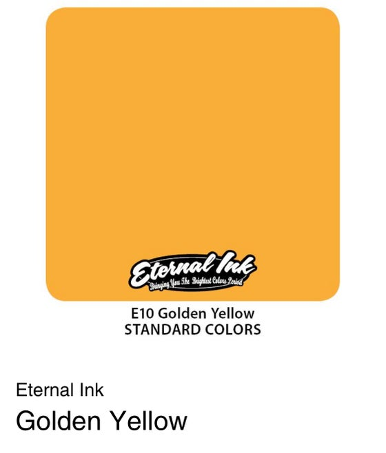 Image of Golden yellow