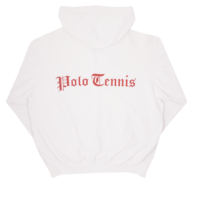 Image of Polo Ralph Lauren Vintage Polo Tennis Hoodie Size L
