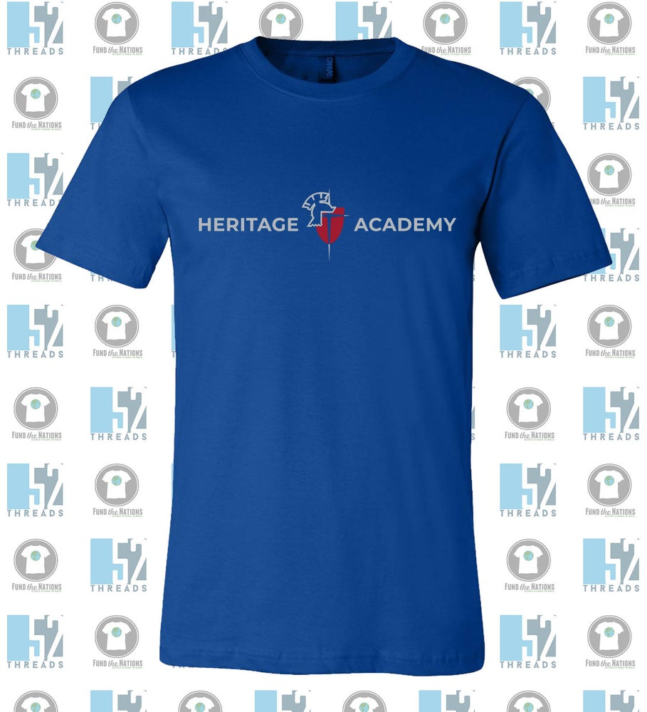 Image of Blue Heritage Academy T-Shirt