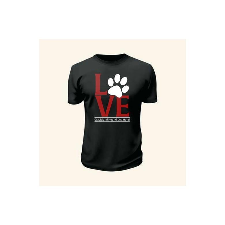 Image of Gracieland Love Paw Tshirt