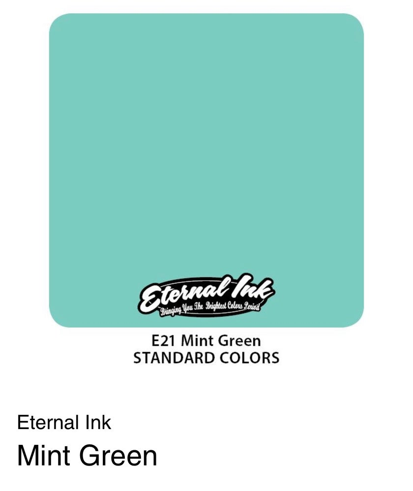 Image of Mint green