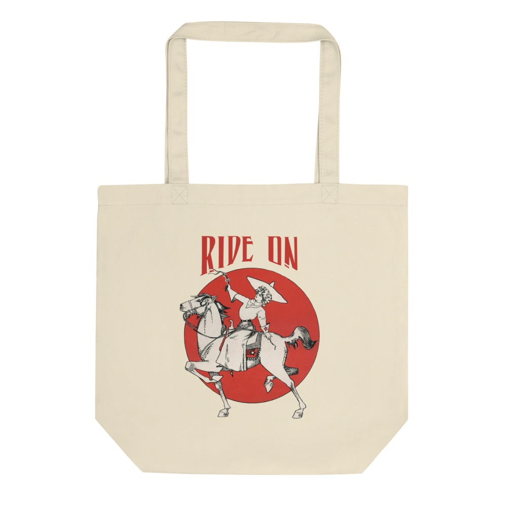 Image of Ride On 1910s Cowgirl Tote