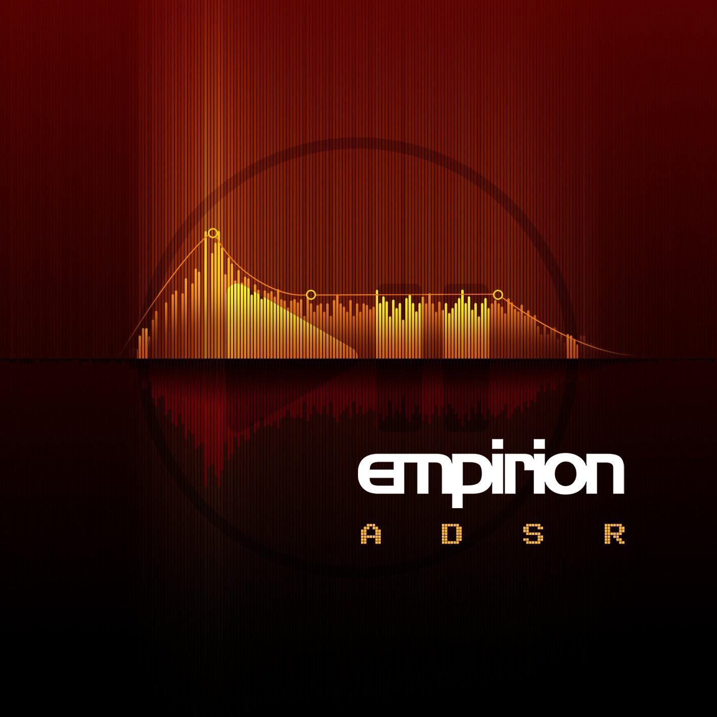 """Image of Empirion """"ADSR"""" EP CD"""