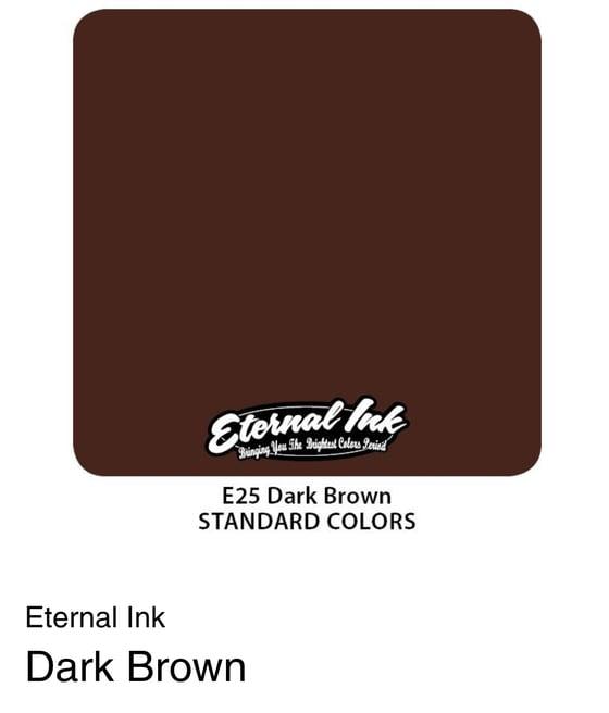 Image of Dark brown