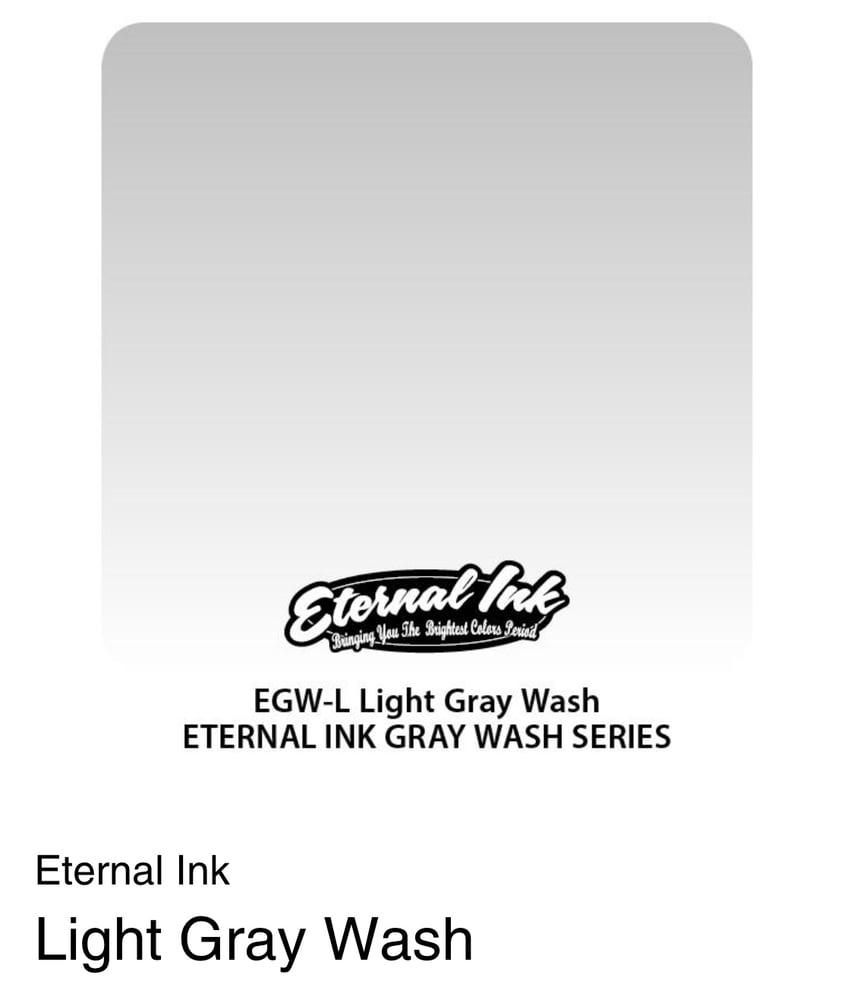 Image of Light gray wash