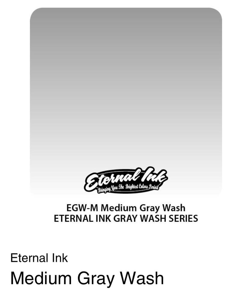 Image of Medium gray wash