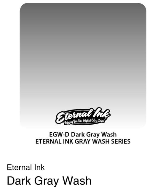 Image of Dark gray wash