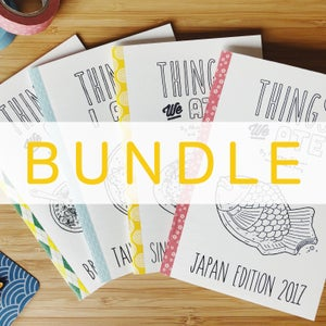 Image of FOOD ZINE BUNDLE