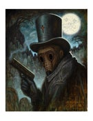 "Image of ""Black Magick in the Valley of Death"" Limited Edition Print"