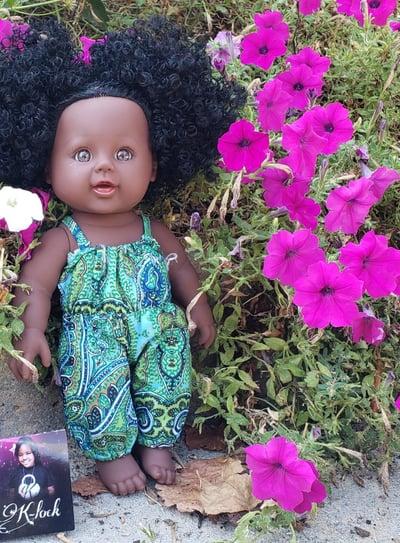 Image of K-lock doll Serena