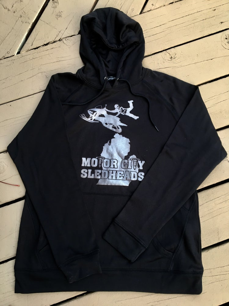 Image of Michigan Rider Hoodie