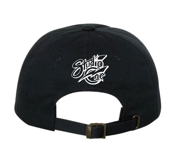 "Image of ""Back To The Backlot at Studio One"" Limited Edition Hat (Black)"