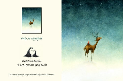 Image of Obsolete World Holiday Cards