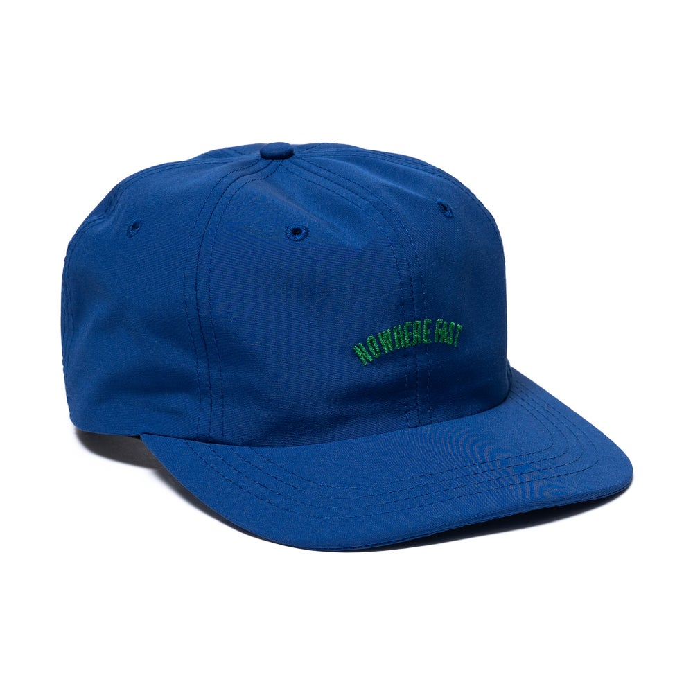 Image of Weatherproof Six Panel Ball Cap, Royal Blue.