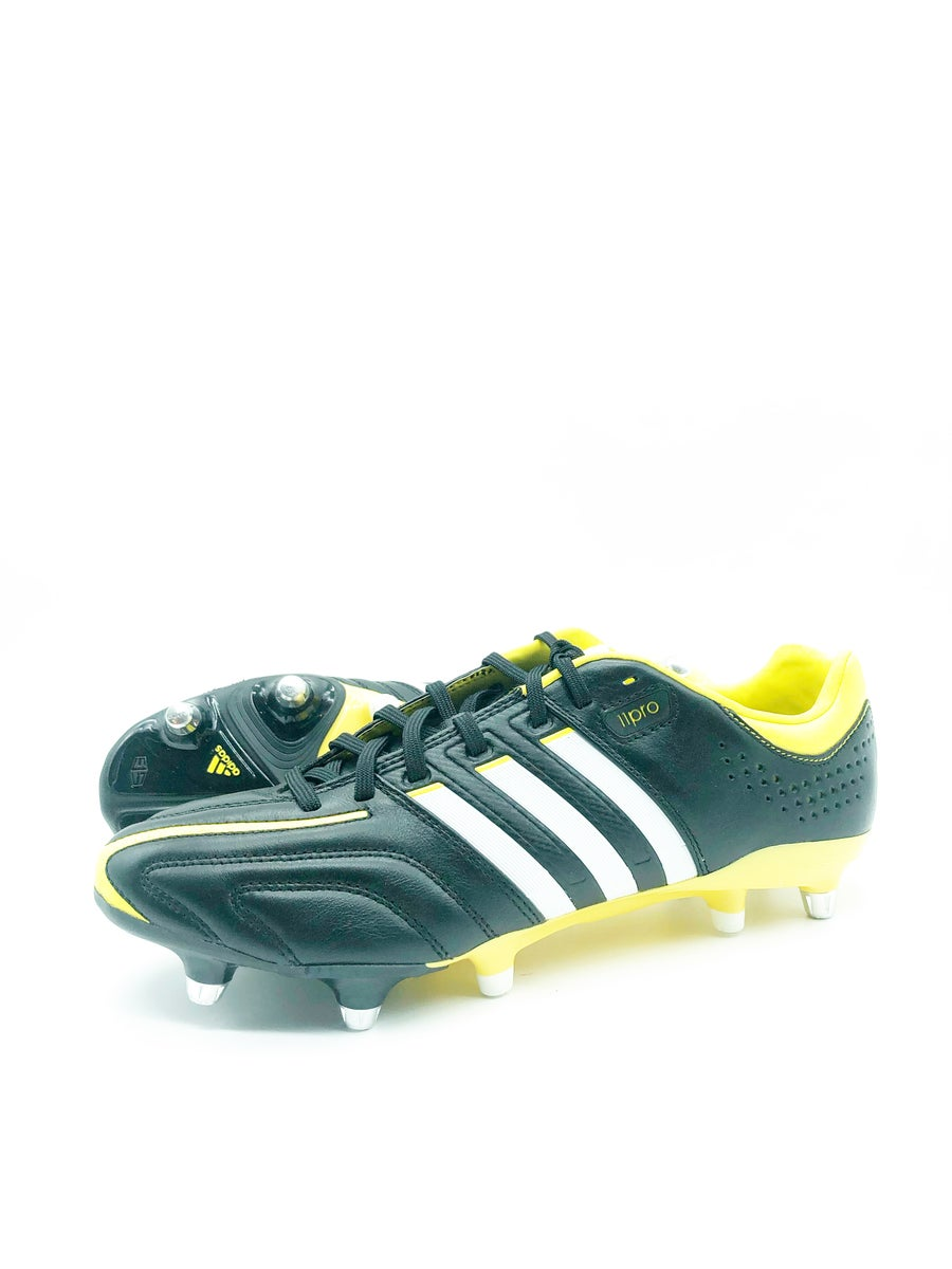 Image of Adidas 11Pro Black Yellow Sg