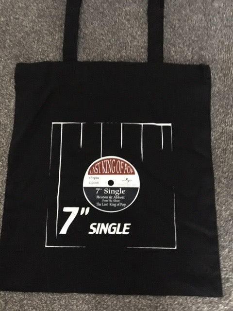 Image of Last King of Pop Tote Bag