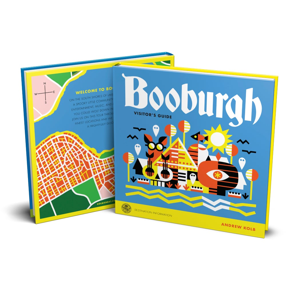 Image of BOOBURGH VISITOR'S GUIDE