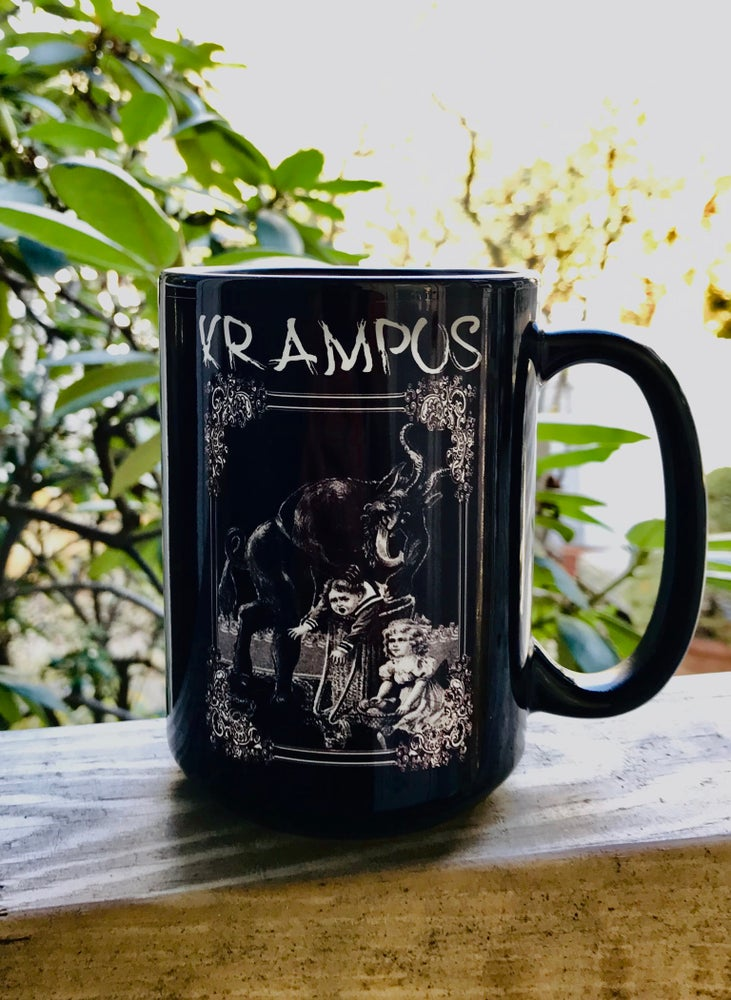 Image of Krampus Mug