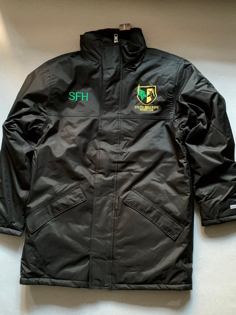 Image of South Berkshire HC Adult Bench Coat