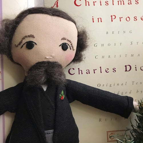 Image of Author: Charles Dickens (pre-order)