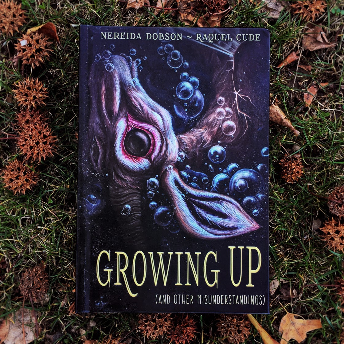 Image of Growing Up (and Other Misunderstandings)