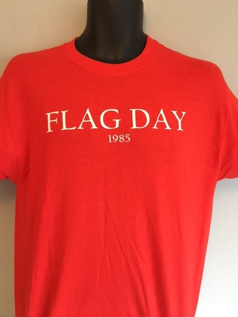 Image of Red Flag Day T-Shirt