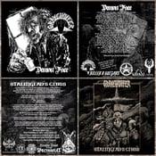 Image of Demon Face/Stalingrad's Cross 7-in. vinyl
