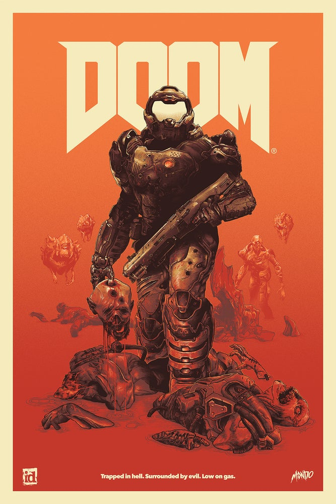 Image of DOOM Bloody Regular