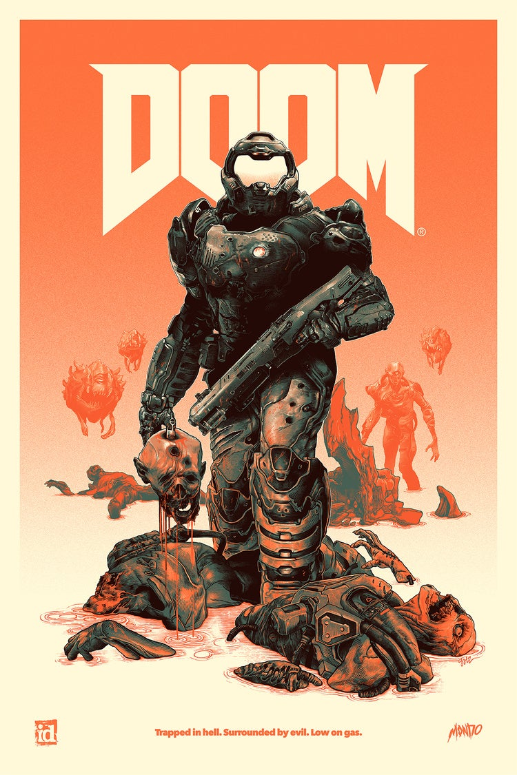 Image of DOOM Special Variant