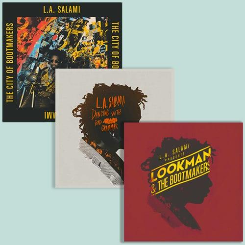 Image of L.A. Salami CD Bundle