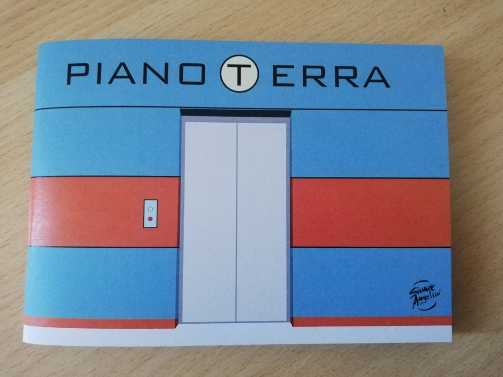Image of Pianoterra/Ground Floor by Simone Angelini