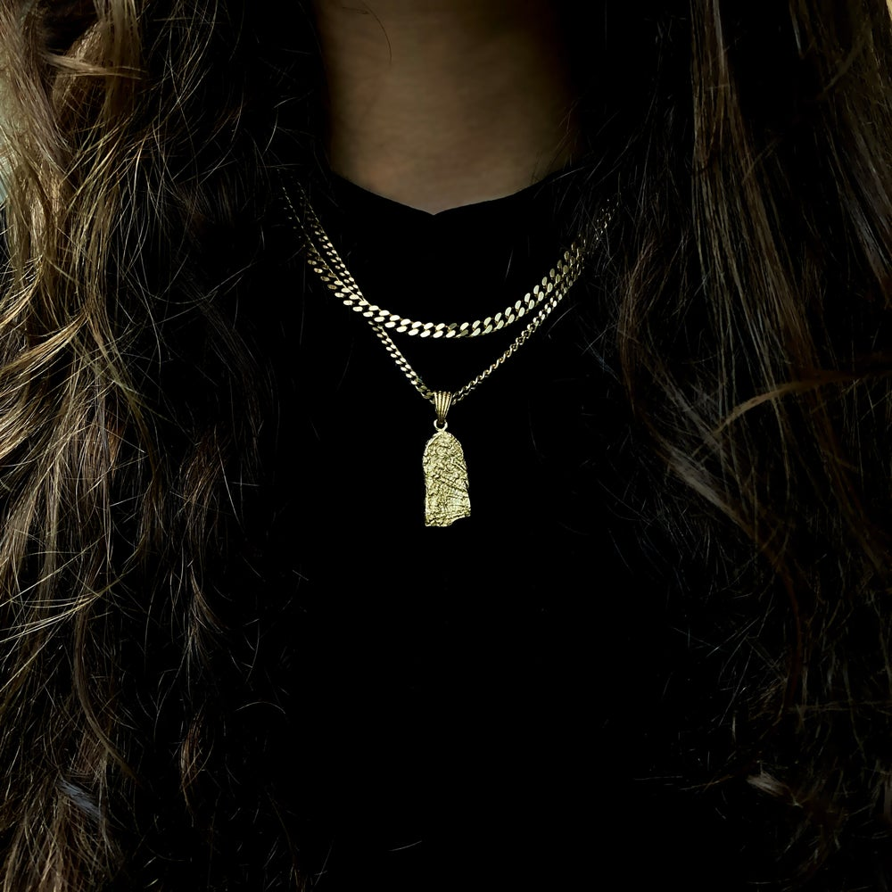 Image of Alba Necklace / X-Large / 24k gold-coated silver