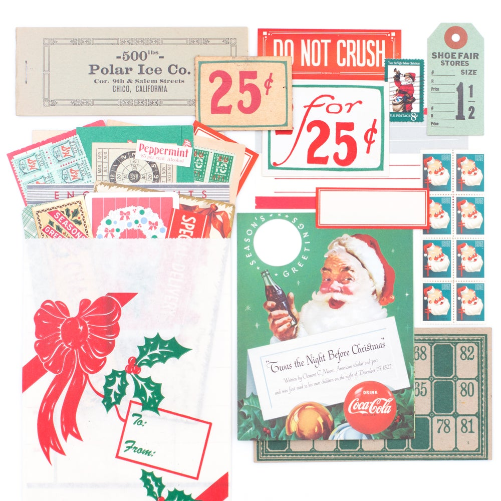 Image of Christmas Paper Pack