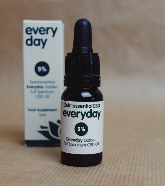 Image of Everyday 5% Full Spectrum CBD Oil