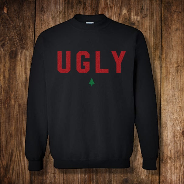 Image of Ugly Christmas Sweat Shirt