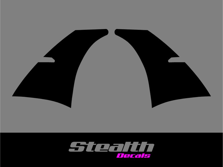 Image of R34 GTR Skyline Stone Guard protection film