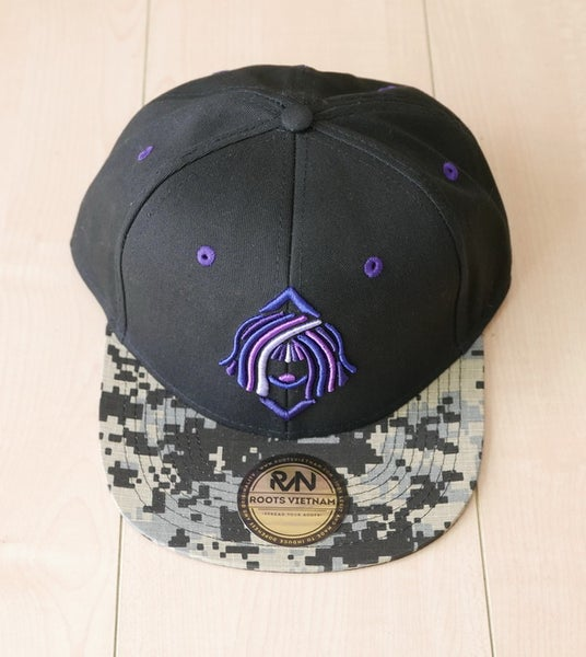 Image of Purple Grape Ban Nguyen Hat