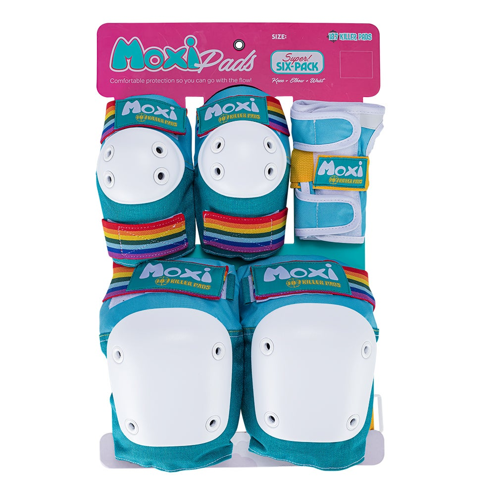 Image of Moxi JR Super Six Pack - Jade