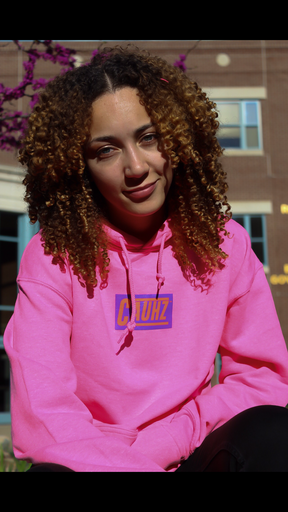 Cauhz™️ Easter Pink Hoody