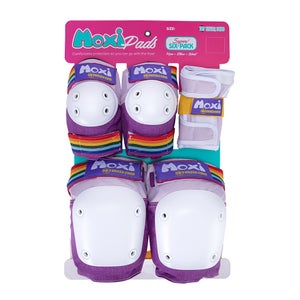 Image of Moxi JR Super Six Pack - Lavender