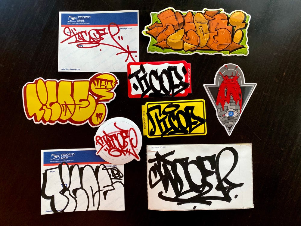 Image of Sticker Pack 1