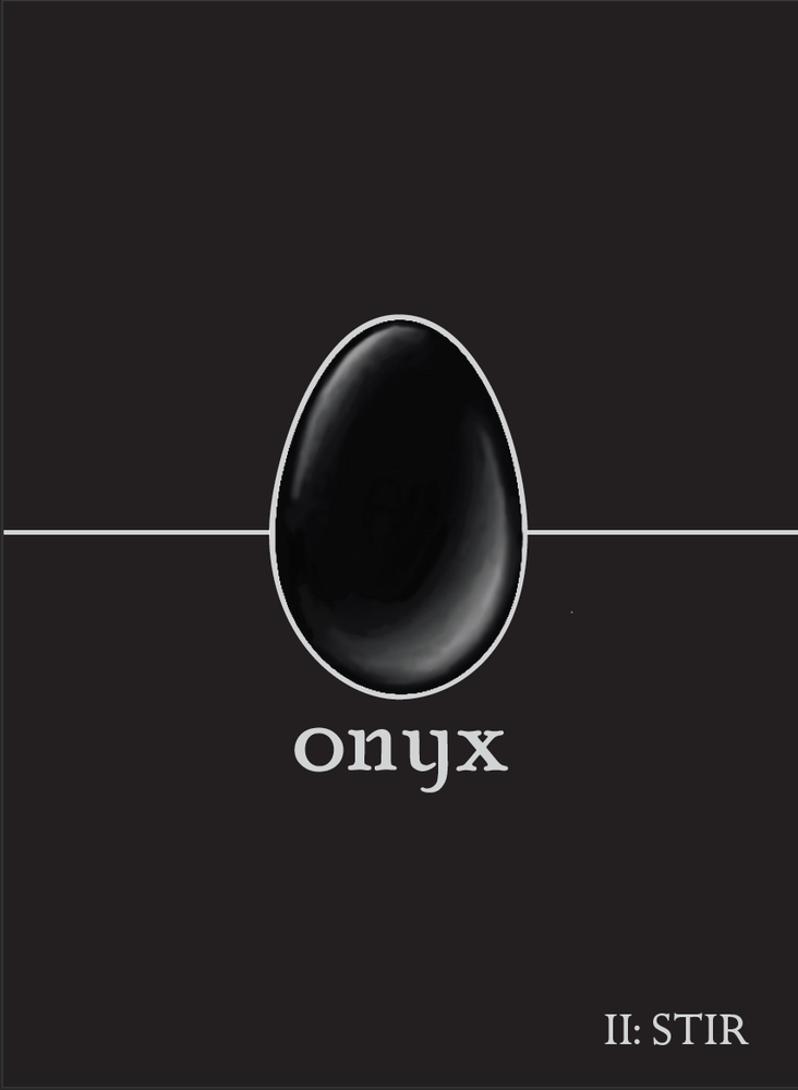 Image of Onyx Magazine II:STIR