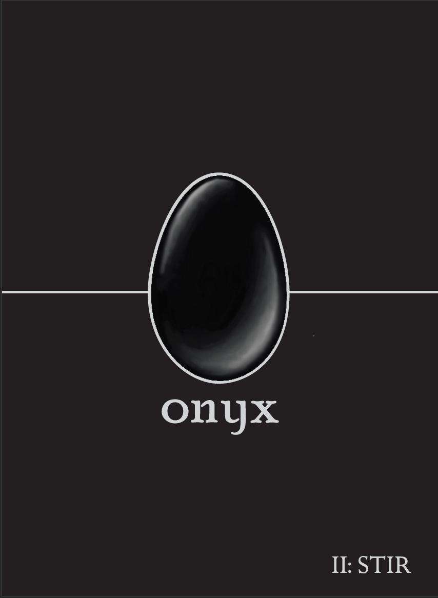 Image of Onyx Magazine II:STIR