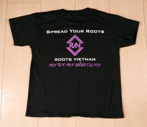 Image of Purple Grape Ban Nguyen Tee