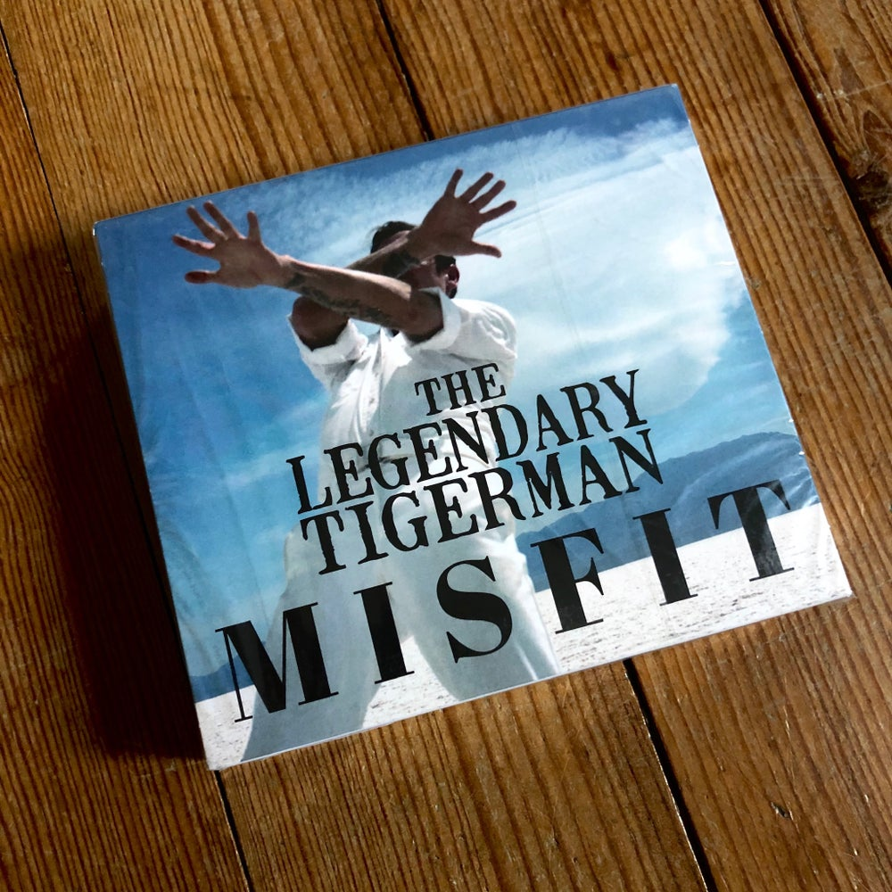Image of Misfit - 2XCD/DVD