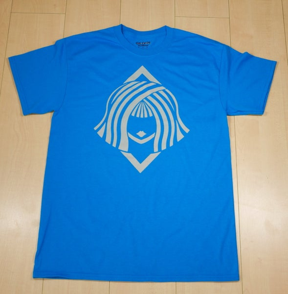 Image of Blue/Gray Ban Nguyen Tee