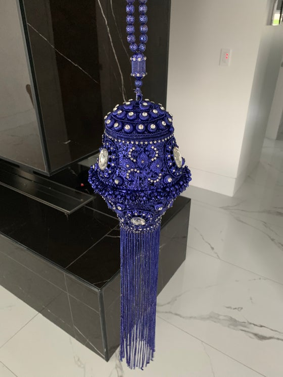 Image of Chennai Bag Sample - Blue